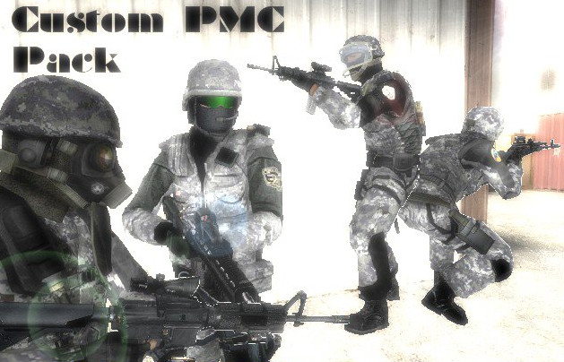 скачать Custom PMC Pack бесплатно