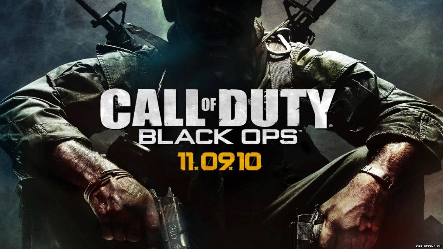 COD Black Ops Sound+Background