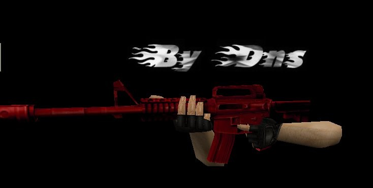 Dark Blood M4A1
