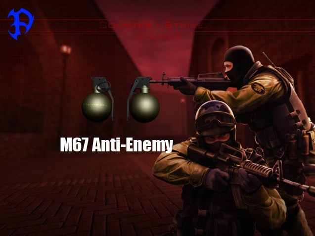 скачать M67 Anti-Enemy бесплатно