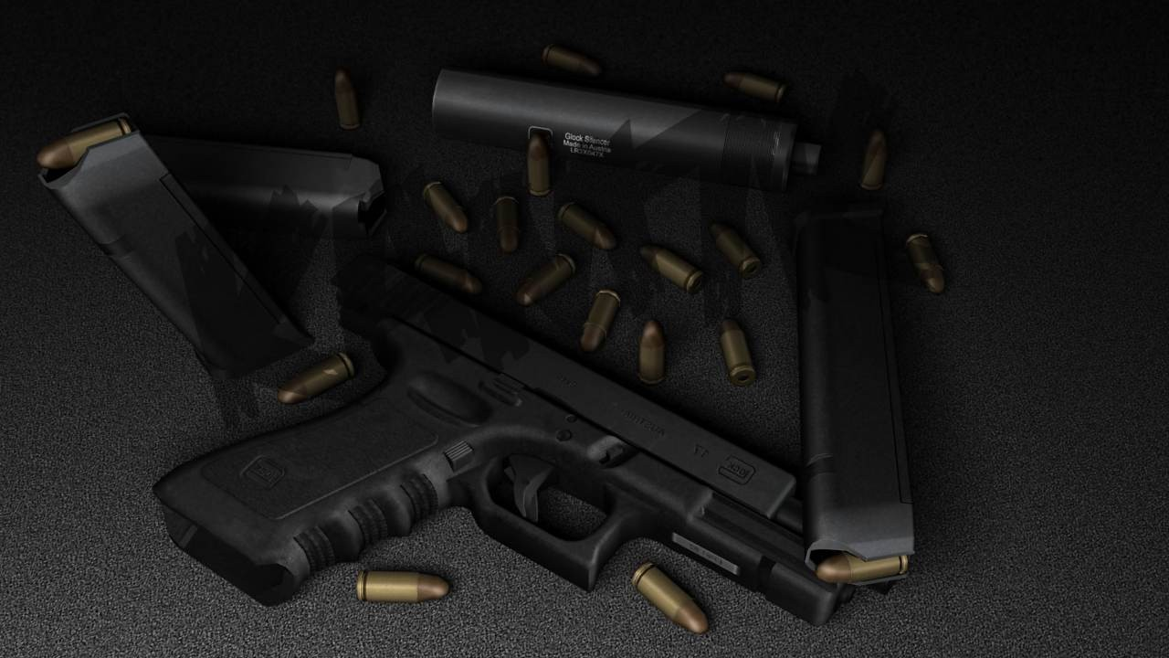 скачать ManTuna's Glock17 Anims бесплатно
