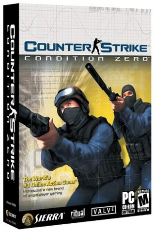 Торрент-Counter-Strike 1.6 Condition Zero