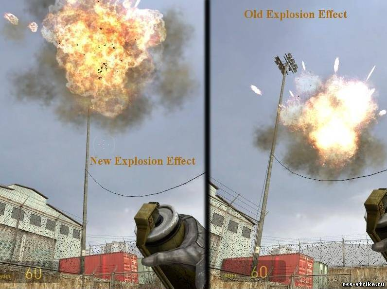 Real Explosion Effect