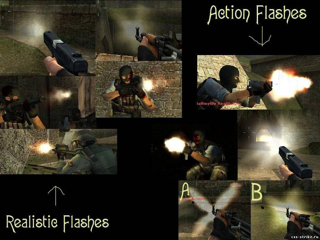 New Weapon Muzzle Flashes v2