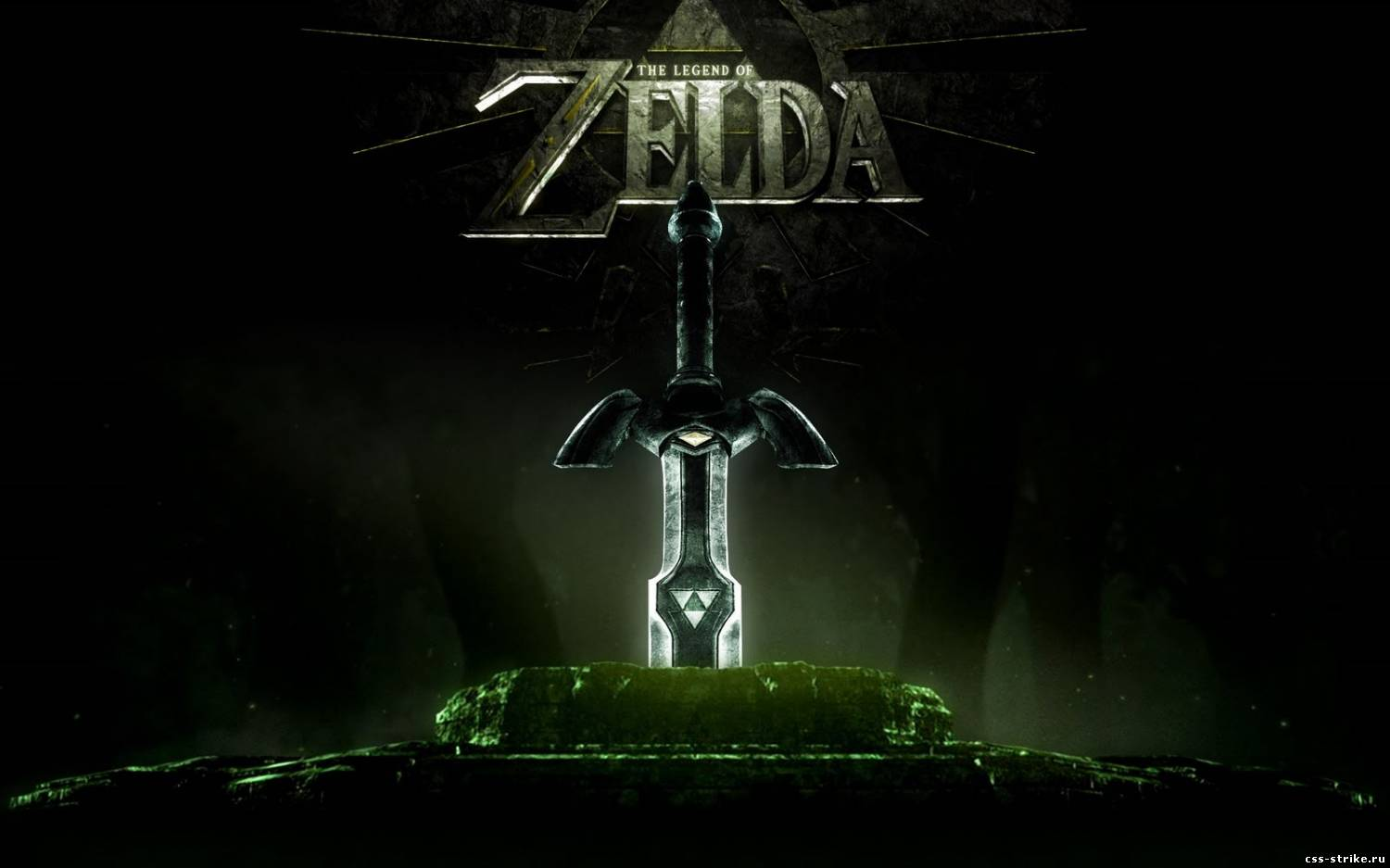 скачать The legend of Zelda background бесплатно