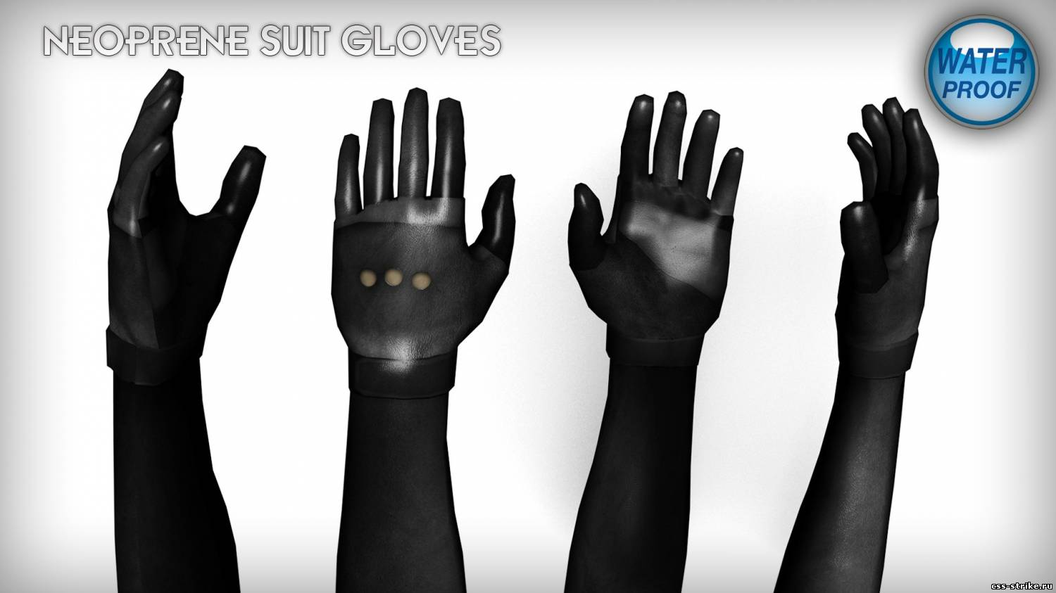 скачать Neoprene Suit Gloves HD бесплатно