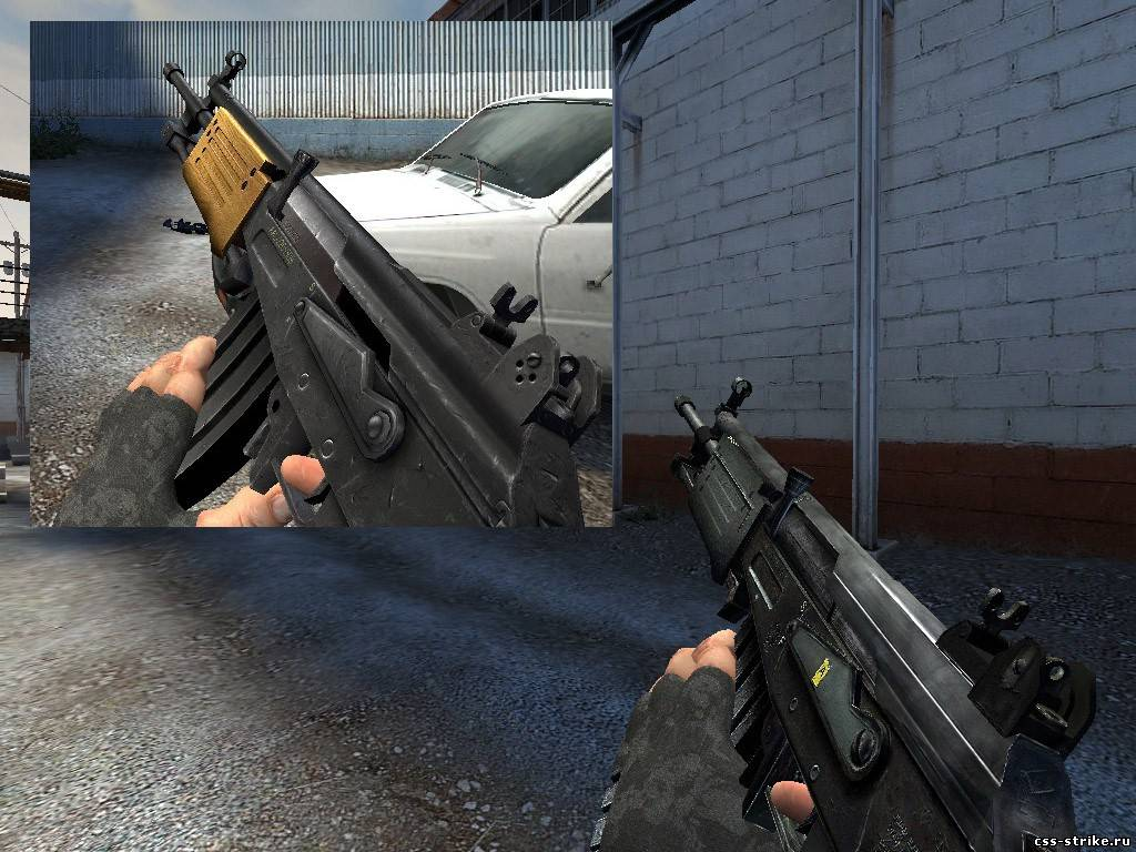 скачать Valve GALIL on Dr Zoiburg Animations бесплатно