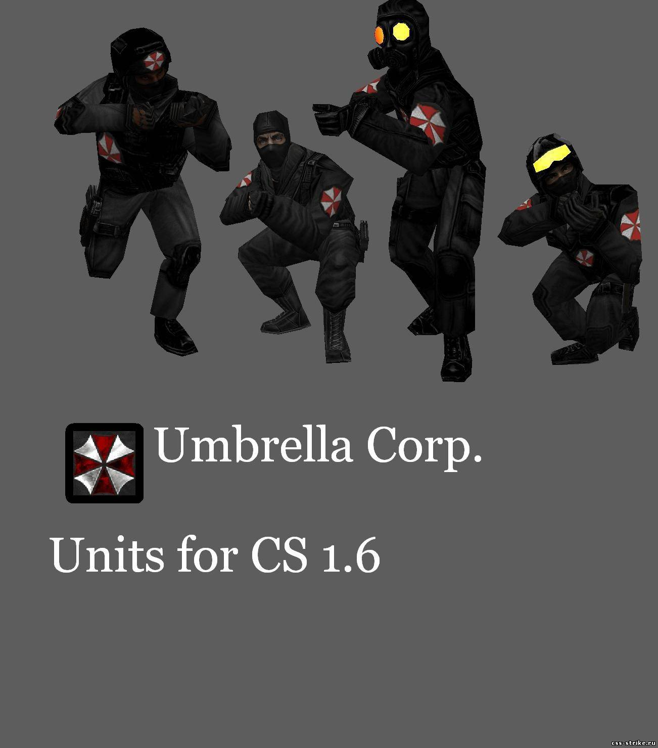 Umbrella corporation units