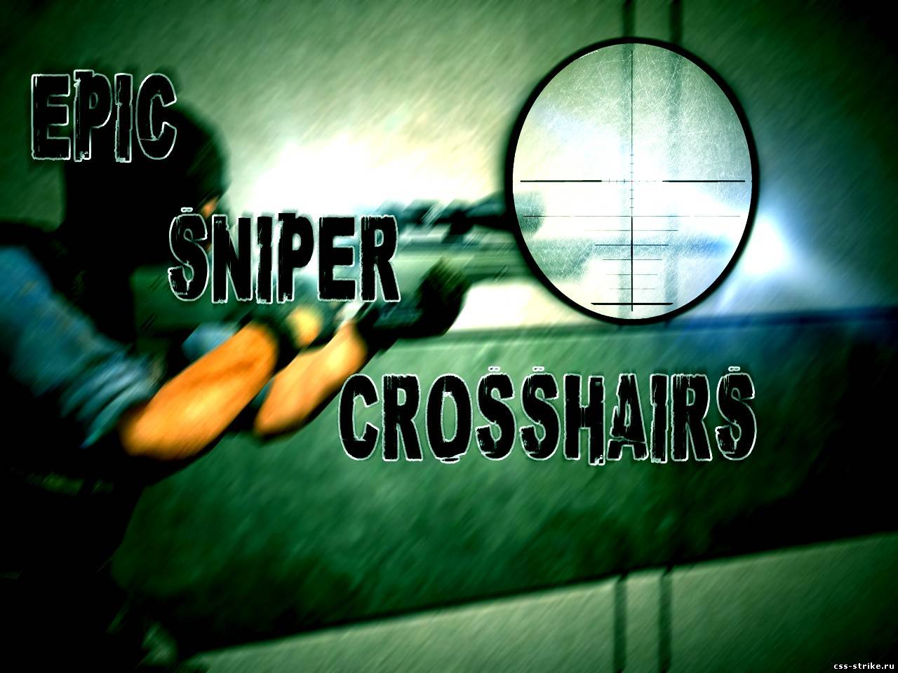 Epic Sniper Scope