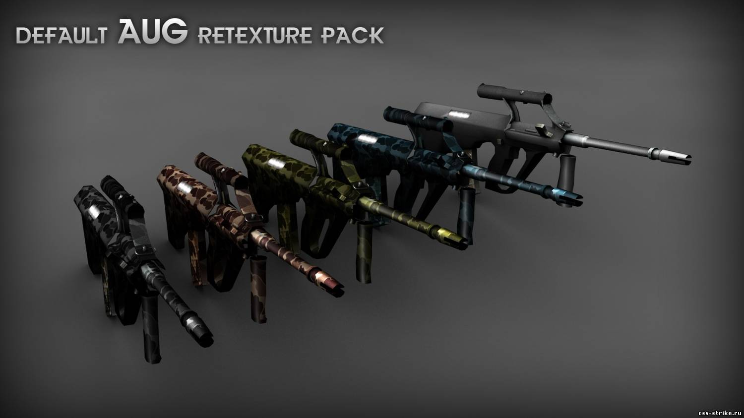 DeathAnxiety's AUG Pack