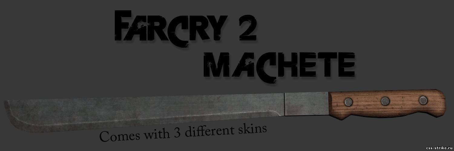 Far Cry 2 Machete